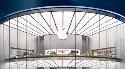 苹果在中国大陆的所有门店全部恢复营业 还没有恢复到以往营业时间