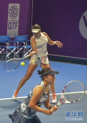 WTA印度尼西亚公开赛:杨钊煊/二宫真琴晋级