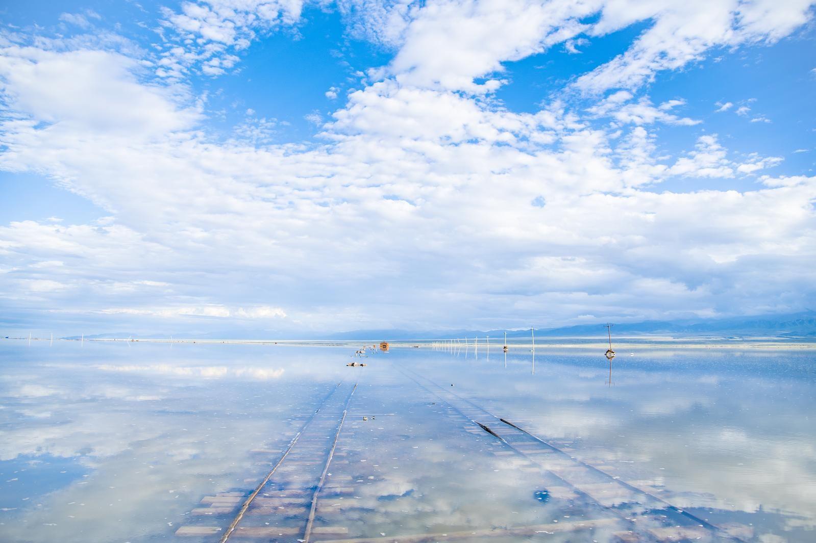 """茶卡盐湖升级开园,在""""天空之境""""遇见更好的自己"""
