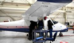 美国宇航局X-57电动飞机交付即将进行14个电动马达螺旋桨飞行测试