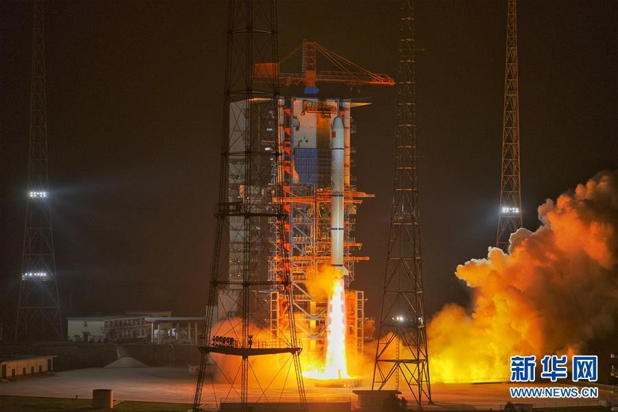 我国中继卫星运控系统首次完成多目标天基测控义务