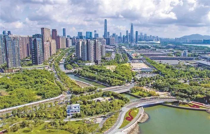 深圳创新思路推动城市治理体系和治理能力现代化