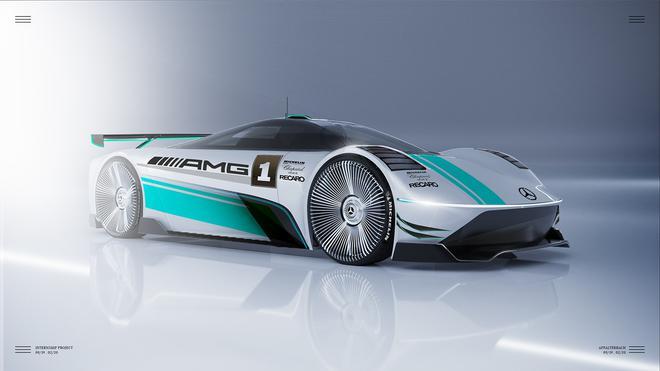 梅赛德斯-AMG纯电动高性能车型