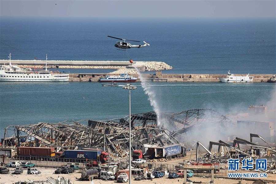 allbet gaming下载:黎巴嫩贝鲁特:爆炸事后 第3张