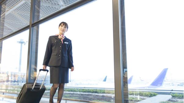 日本一航空公司允许全体员工做兼职:飞行员空姐都可以 第1张