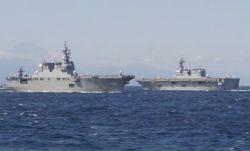 美媒:中国海军实力超过日本 但有一点日本仍领先