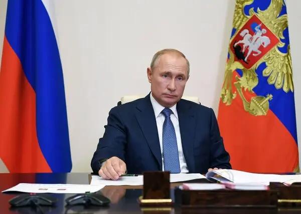 快讯!俄媒:普京被提名2021年诺贝尔和平奖 第2张