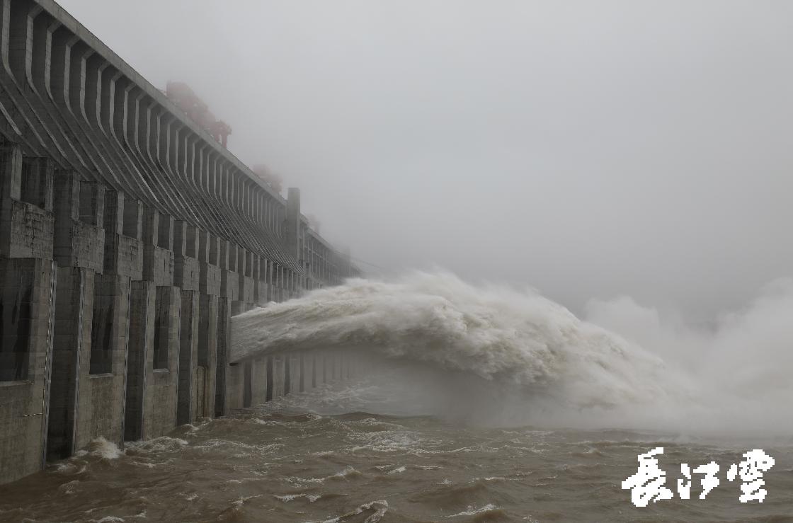 削峰率高达3成,三峡水库拦蓄长江2020年第1号洪水