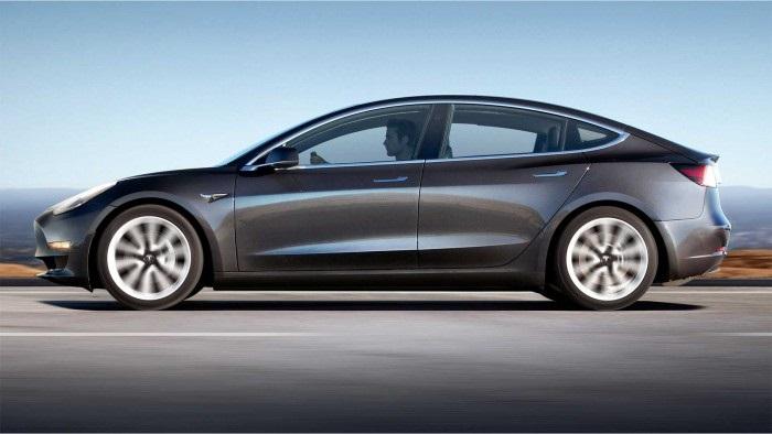 有外媒提前曝光了关于新款特斯拉Model Y的全部资料
