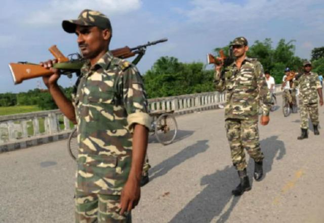 allbet gmaing开户:印度边防部队一名士兵执勤时枪杀上司后自杀 第2张