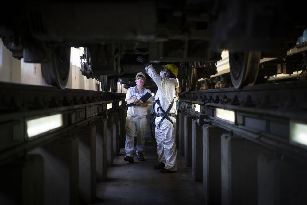 """allbet6.com:""""列车运维无小事""""--中国技术人员保障阿根廷城际铁路运营 第3张"""