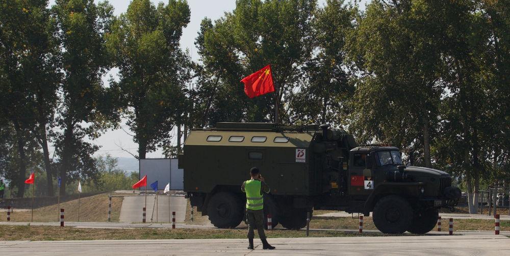 这项让人热血沸腾的比赛,中国军人又连创佳绩!