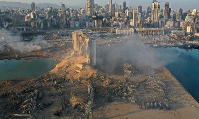 allbet登陆官网:黎巴嫩贝鲁特口岸最先恢复使用
