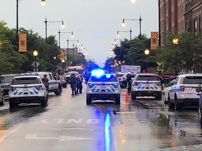 快讯!芝加哥突发大规模枪击事宜,至少11人受伤 第2张