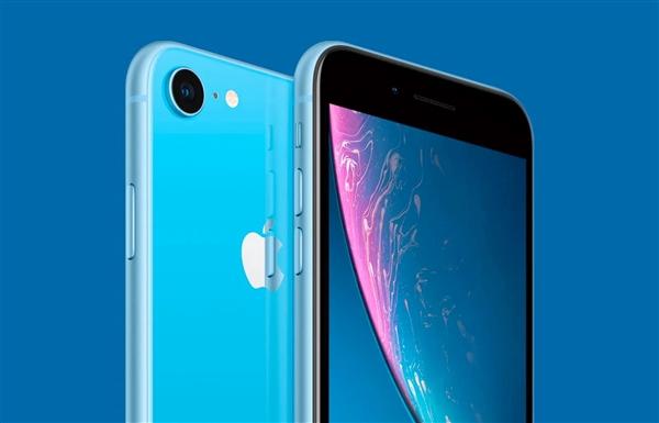 """传言多时的""""iPhone SE 2""""已在郑州富士康工厂进入生产验证的最后阶段"""