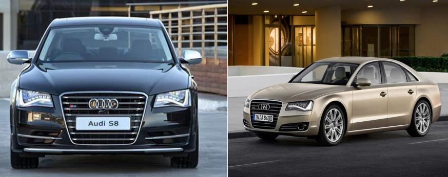 一汽-大众汽车有限公司召回部分进口奥迪A8、S8汽车