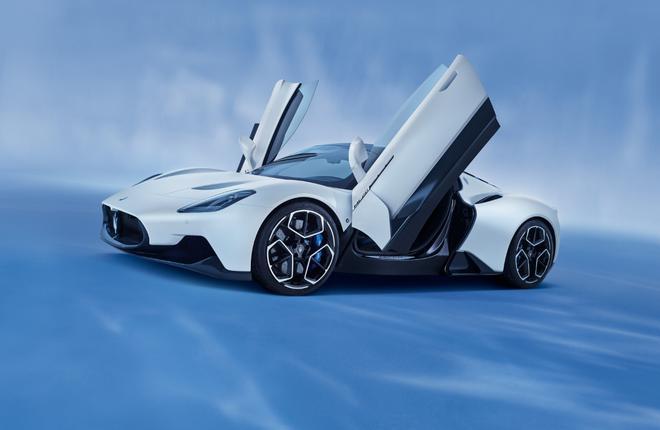 玛莎拉蒂计划2024年前推13款新车