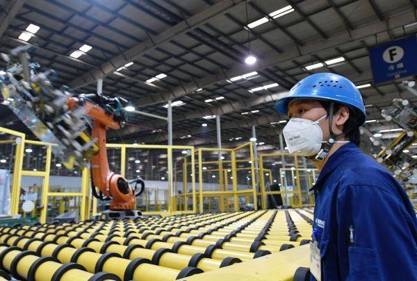 usdt无需实名(caibao.it):日媒文章:中国制造业顶尖职位不能撼动 第1张