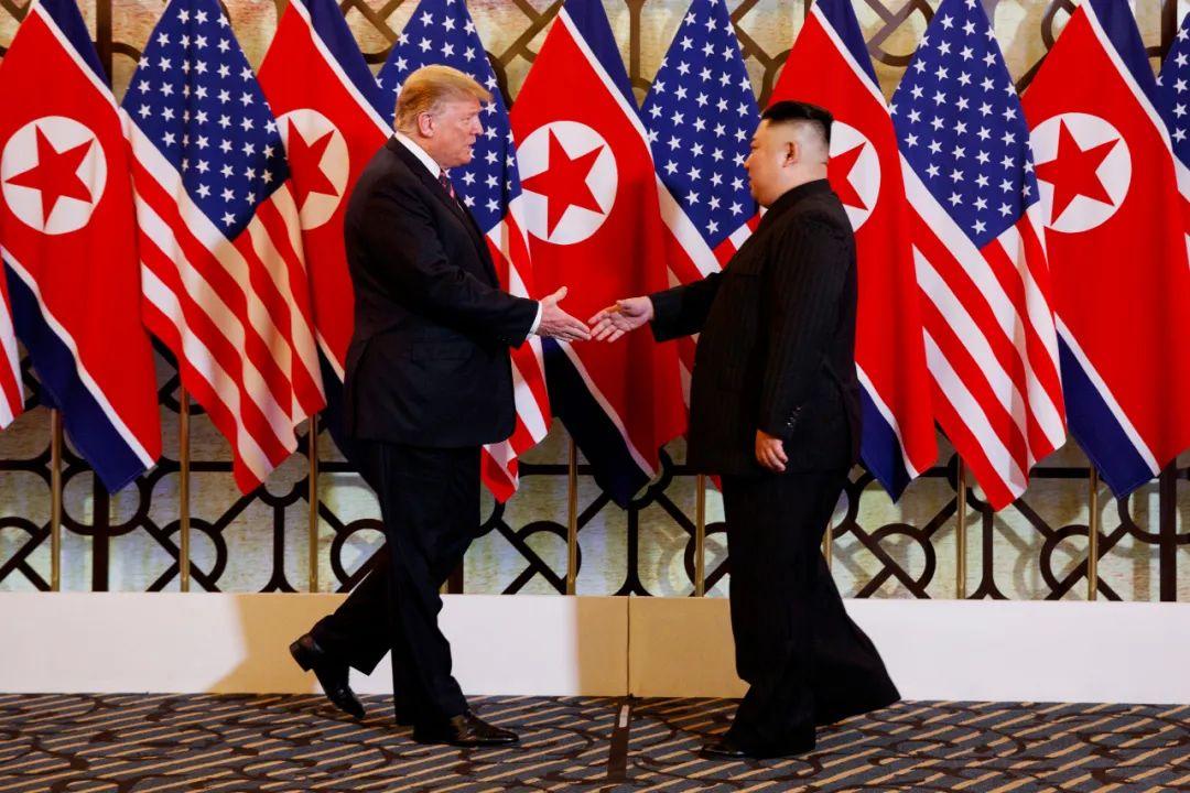 allbet登录网址:朝鲜为何不愿面谈,美国心里没点数吗? 第1张