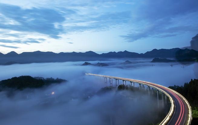 重庆周家山大桥