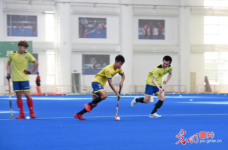 【幸福花开新边疆】中国曲棍球之乡:小球棍撬动大产业