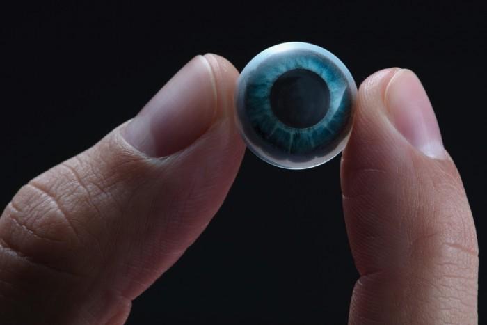 非常实用 增强现实隐形眼镜Moji正在不断朝量产目标前进