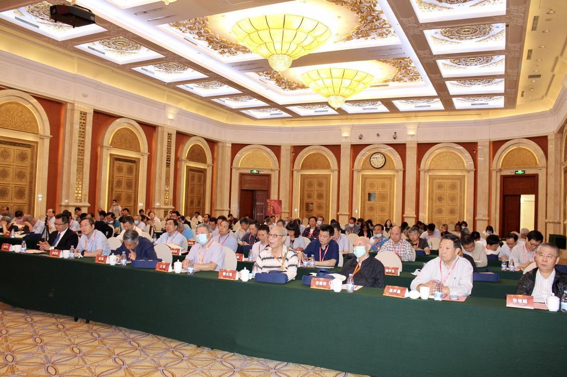 中国工业与应用数学学会举行三十周年庆祝大会