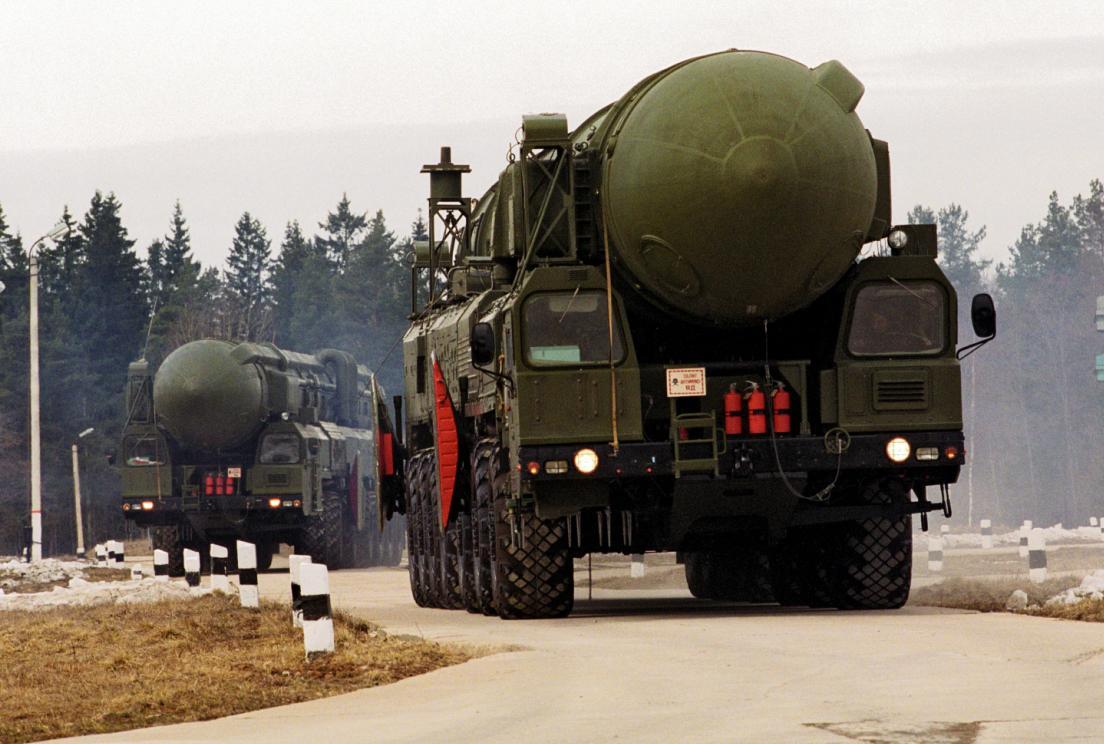 中国导弹专家:战略武器领域军备竞赛大幕已经拉开