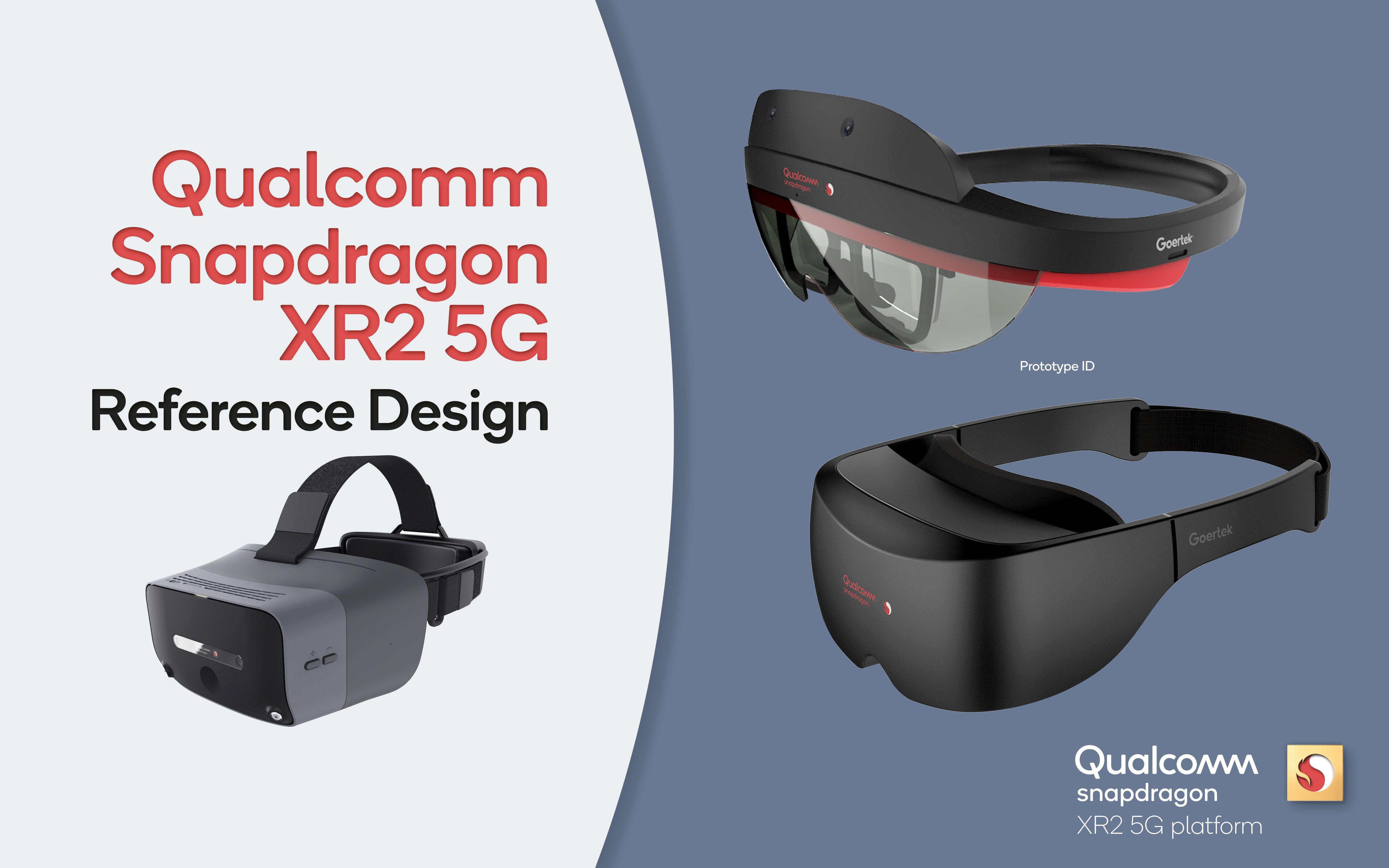 5G对于VR和AR眼镜产品的潜力更大