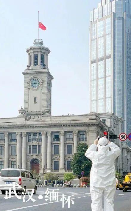 """武汉市民用特别的方式纪念爱与感动!武汉将要""""重启"""",一切都会是美好的样子"""