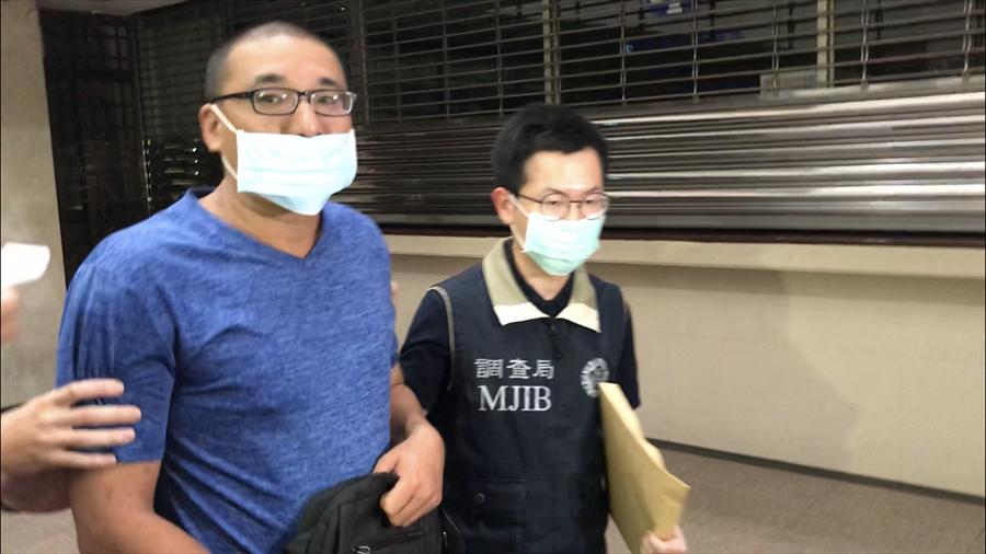 台湾一军官伙同下属偷走至少6000个口罩,2人目前已被控制