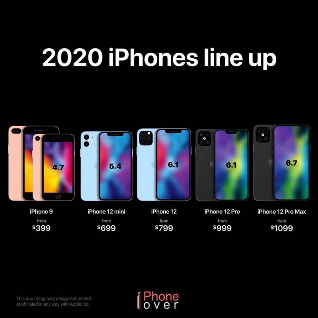 苹果2020年新产品正按计划推进 会晚些时候推出