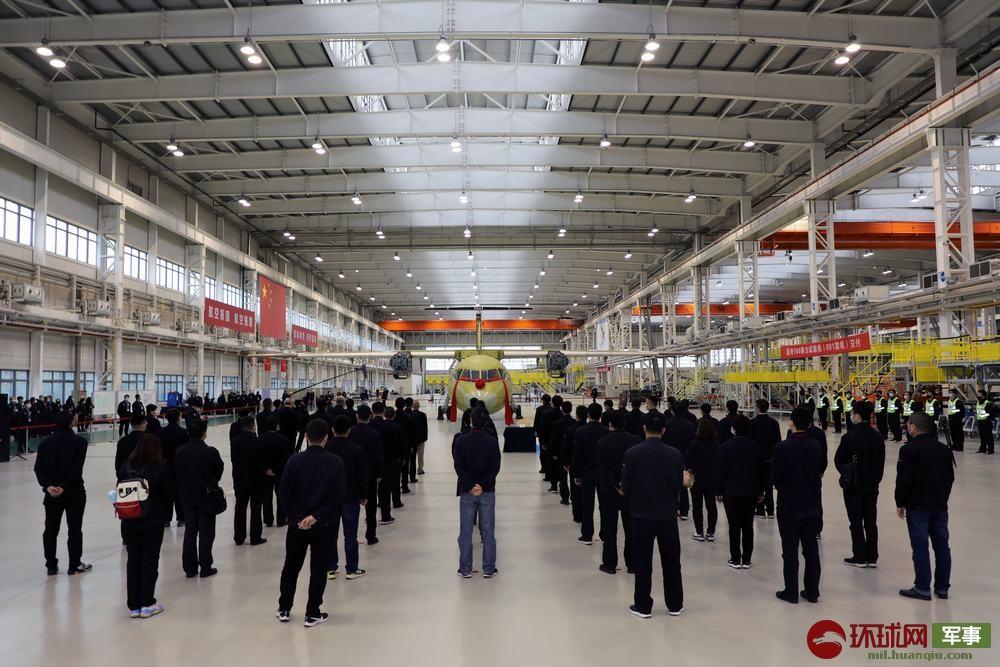 喜讯!新舟700静力试验机在西安顺利交付