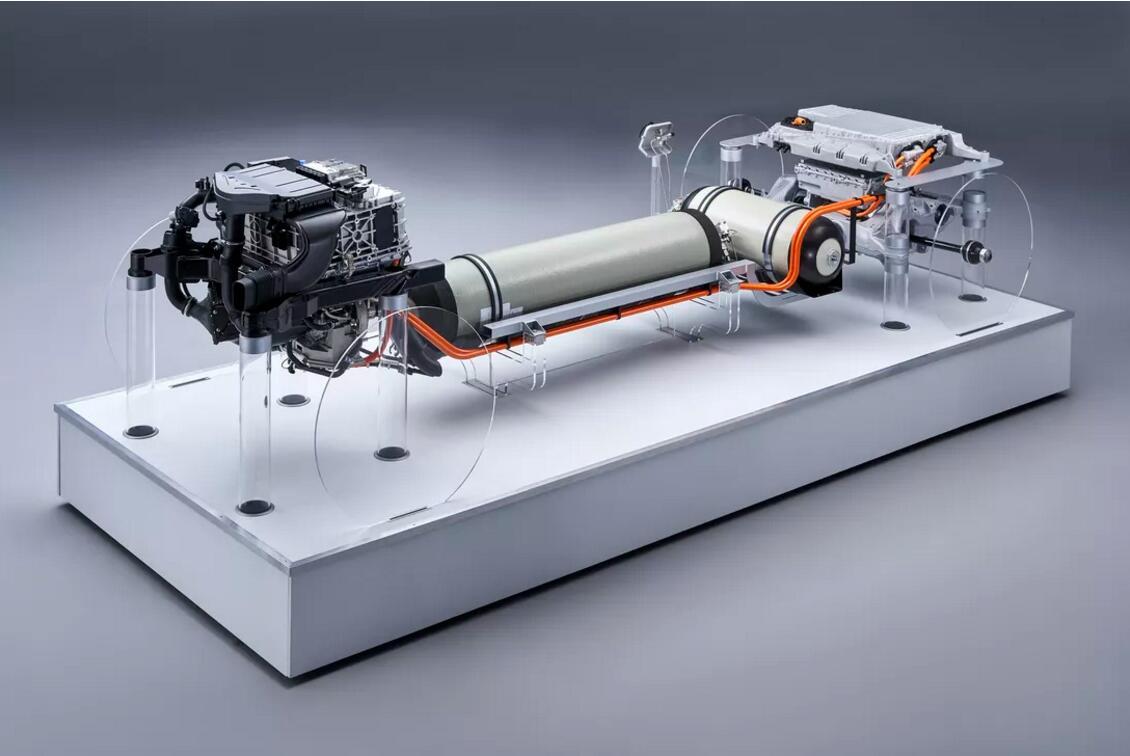 宝马联手丰田打造基于X5平台的氢燃料电池汽车