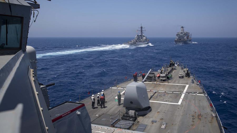 美国海军第二舰队投入全面运行首要目标就是对抗俄罗斯