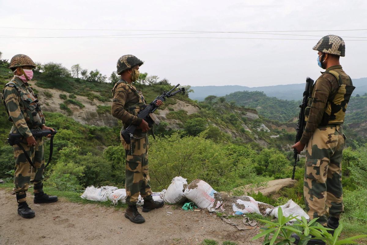 allbet gaming官网:印度疆域平安军队11名士兵确诊熏染新冠病毒 第1张