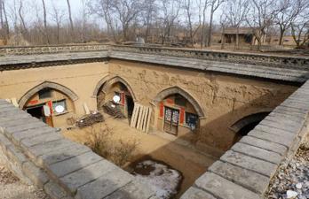 """窑洞:传统建筑中的""""黄土文化"""""""