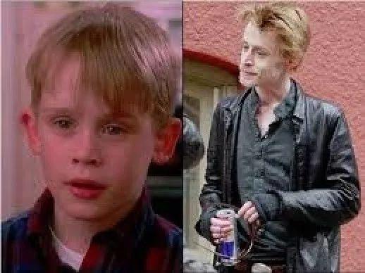 《小鬼当家》中的小鬼扮演者麦考利·卡尔金引推特网友热议,只因发了张照片 第18张