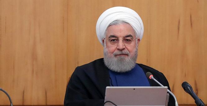 伊朗总统鲁哈尼:美国对伊朗的经济制裁已经失败