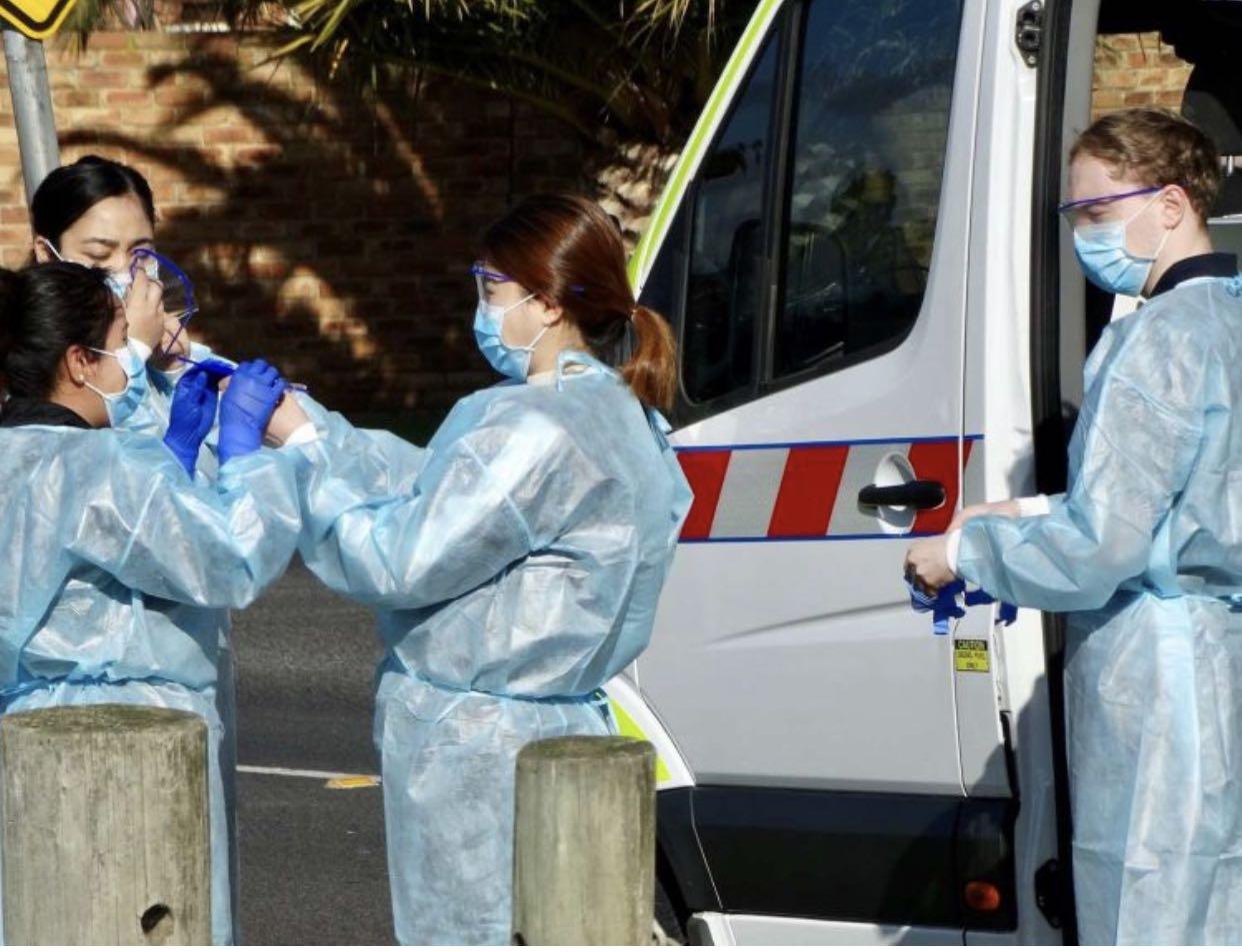 allbet:新增75例!澳大利亚维多利亚州新冠肺炎确诊病例单日新增连创新高 第1张