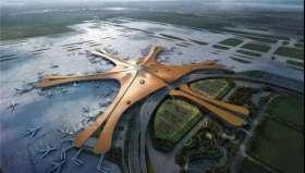 大兴机场迎三家航空公司入驻旅客乘机莫误走机场