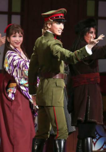 allbet开户:日本宝冢歌剧团4人确诊 公演紧要中止 第2张