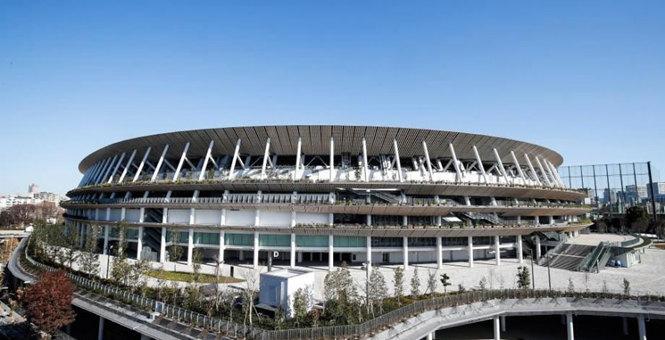 渥太华奥运会主场馆竣工 成为游客打卡地