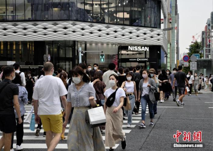 欧博代理:东京日增确诊连续增添 日本累计病例迫近两万 第1张