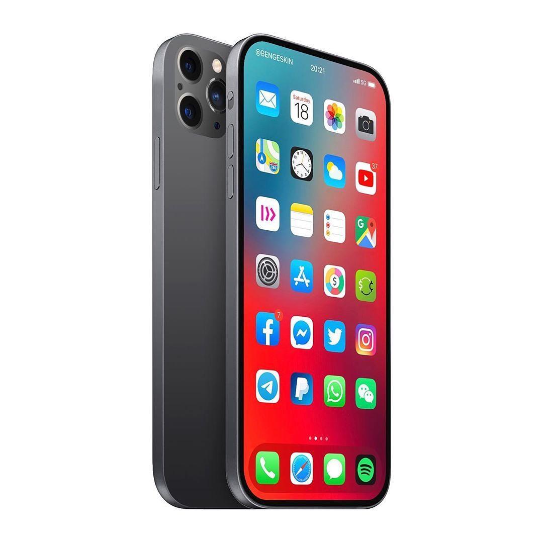 爆料显示:5.4英寸iPhone12接纳京东方OLED屏幕