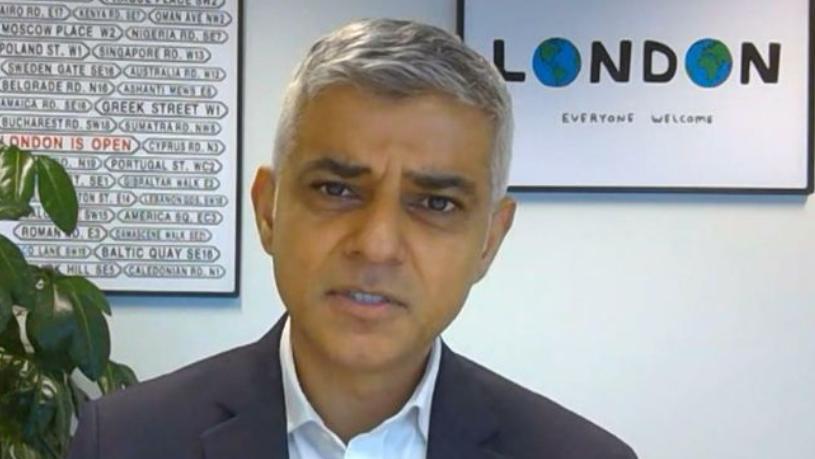 伦敦市长:未来几天内伦敦可能引入更严酷防疫措施