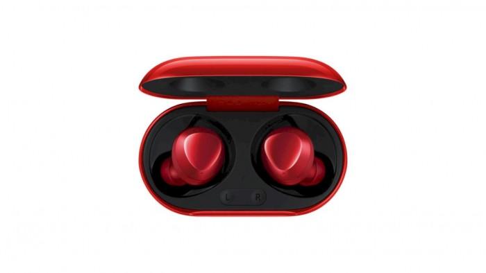 红色版三星GalaxyBuds+曝光 国外已经在2月14日情人节上市发售