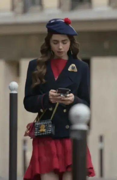 美式穿搭和法式穿搭的差距到底有多大?竟让Emily上班第一天就被嫌弃插图24