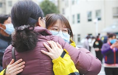 有温度的战斗——中南大学湘雅三医院援鄂记