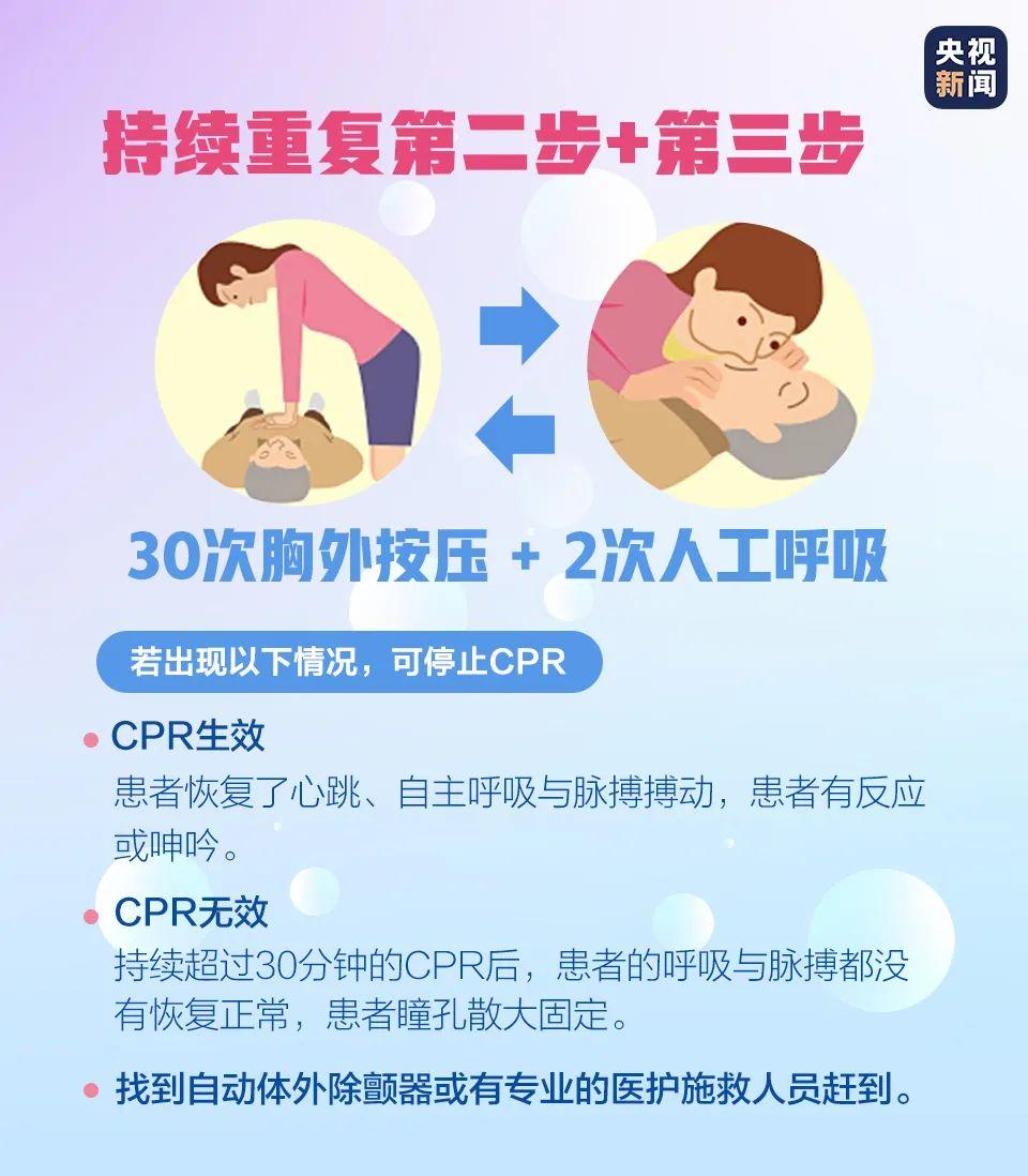 """北京地铁站发生猝死事件!如何抓住""""黄金4分钟""""挽救生命?"""